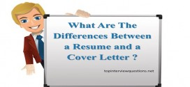 Cover letter archives top interview questions for What is the difference between cv and cover letter