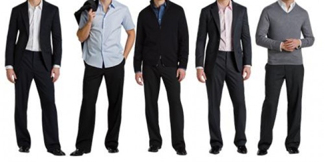 what to wear in an interview